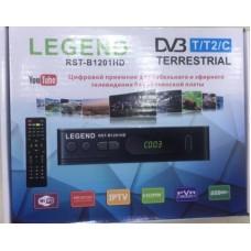 Legend RST-B1201HD цифровая приставка DVBT2