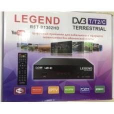 Legend RST-B1302HD приставка цифровая DVBT2
