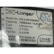 Аккумулятор к Logitech Harmony 1100,1000