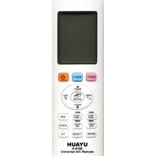 HUAYU K-6100 пульт для кондиционеров. универсальный