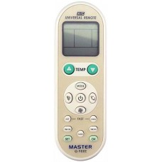 MASTER Q-988E  универсальный пульт для кондиционеров